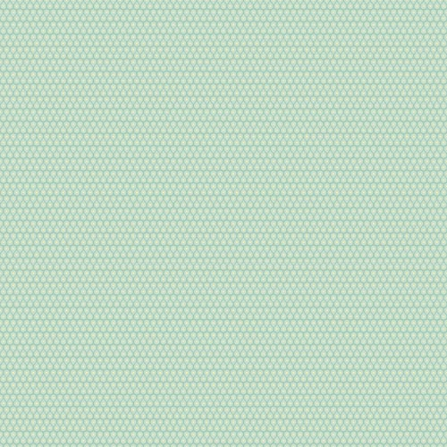 Quilters Basic Harmony Green Scallops