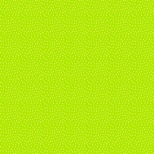 Quilters Basic Harmony Green with Yellow Dots