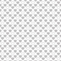 Quilters Basic Grey Heart