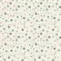 Quilters Basic White Stars