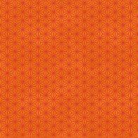 Quilters Basic Orange Star