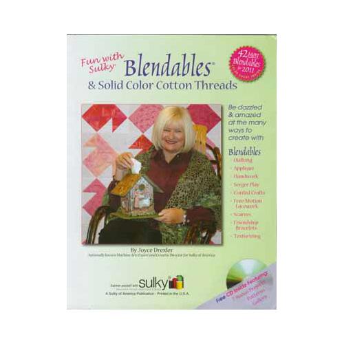 SULKY Fun w/Sulky Blendables & Solid Cotton Book