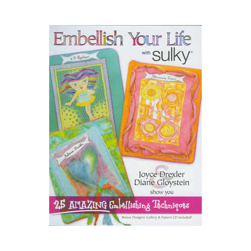 SULKY Embellish Your Life with Sulky Book