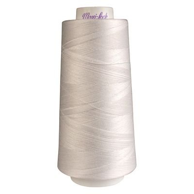 Maxi-Lock White Serger Thread
