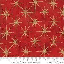Grunge Seeing Stars Metallic - Cherry