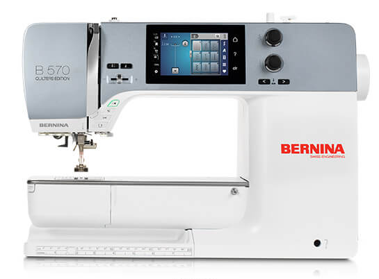 Bernina 570 Quilters Edition Sewing Machine (NEW )