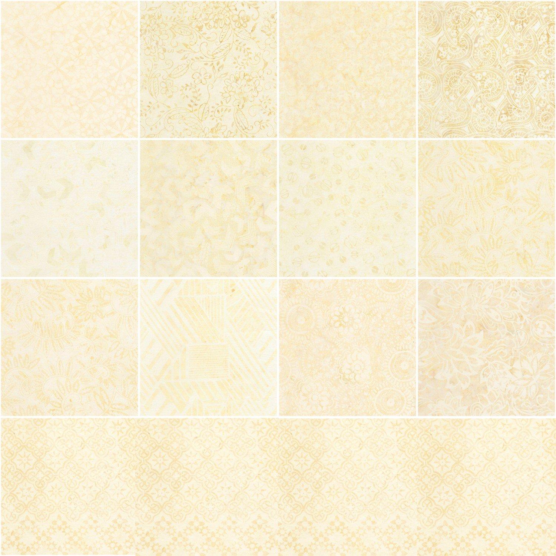 Tonga Batik Pearl  - 6PACK-PEARL - 6in Strips 20pcs/pack