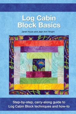 Log Cabin Block Basics (Pocket Guide)