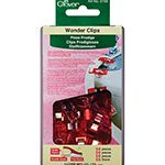 CLOVER 3156 - Wonder Clips - 50pcs.