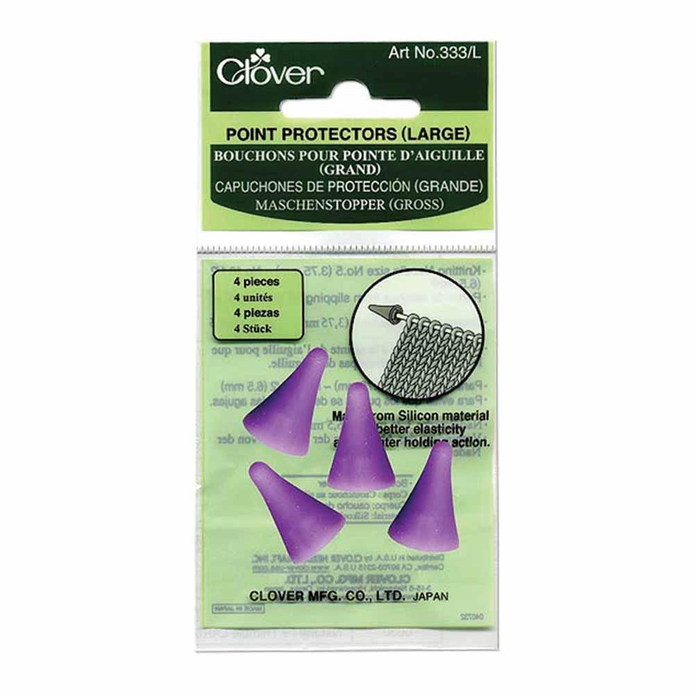 CLOVER 333/L - Point Protectors - Large - 4 pcs