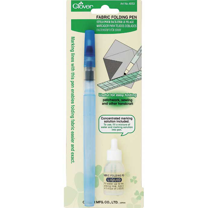 CLOVER 4053 - Fabric Folding Pen