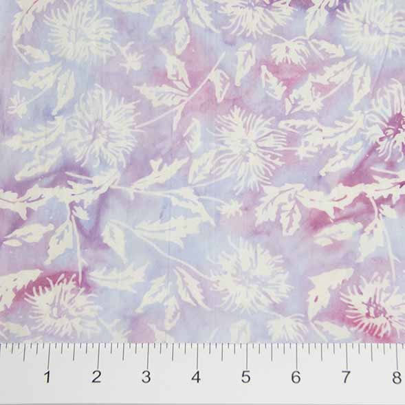 Banyan Batiks - Shattered Garden - 80001-80 - White Flowers