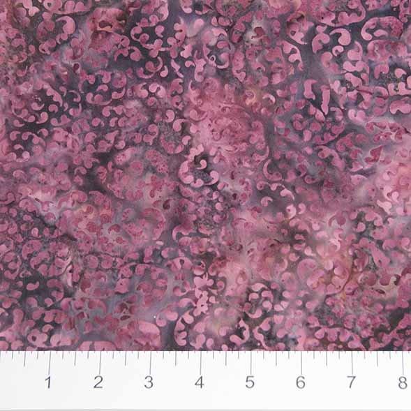 Banyan Batiks - Shattered Garden - 80004-29 - Purple Leaves