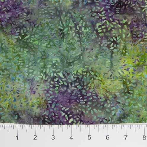 Ketan Batik Green/Purple