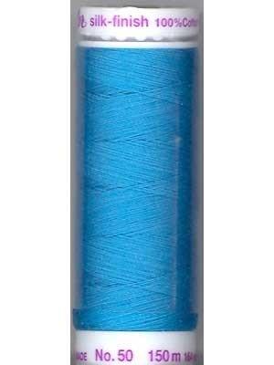 Mettler 100% Cotton  457m  Blue