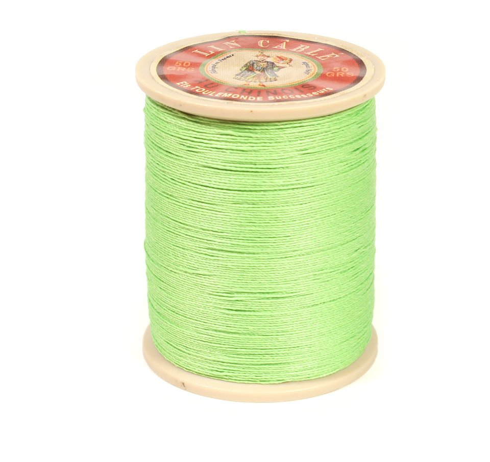 Mettler 100% Cotton  457m  - Lime Green