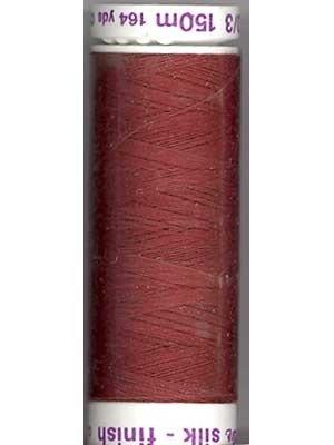 Mettler Silk Finish - Light Maroon