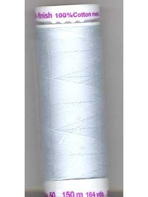 Mettler Silk Finish - 150m Light Blue