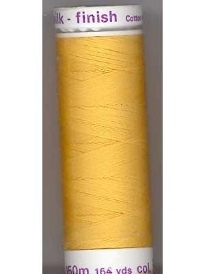 Metter Silk Finish Cotton - Lite Orange