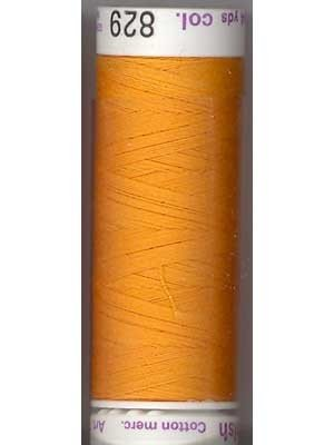 Metter Silk Finish Cotton - 150m Lite Orange
