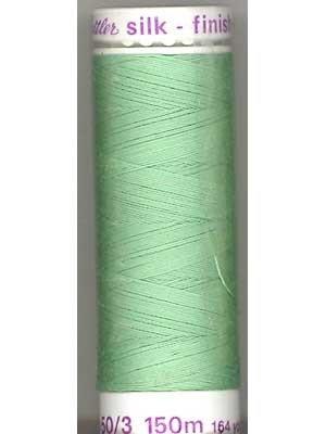 Mettler Silk Finish 150m Mint