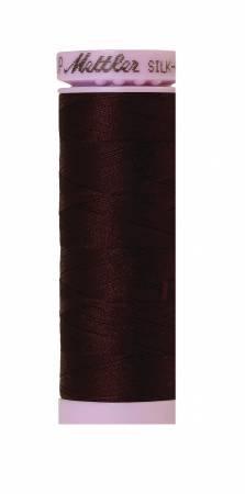 Silk-Finish 50wt Solid Cotton Thread 164yd/150M Mahogany
