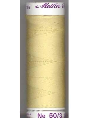 Mettler Silk-Finish - Pale Yellow