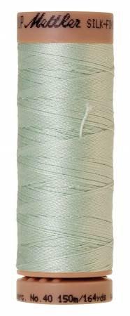 Mettler Silk-Finish 40wt Solid Cotton Thread 164yd/150M Luster