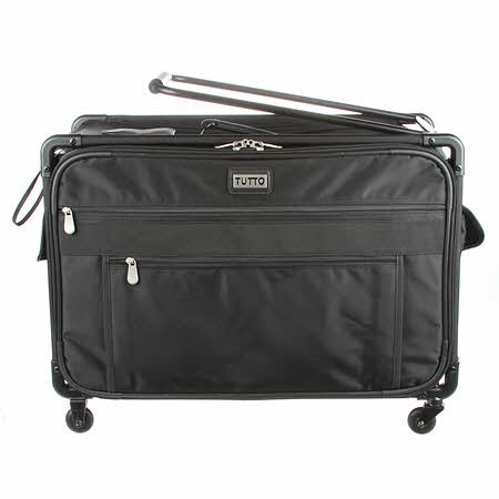 Tutto Machine Case On Wheels Extra Large 24in Black