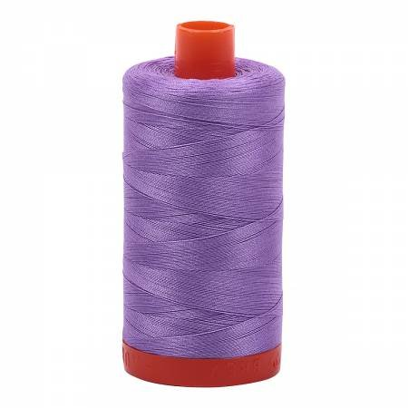 Mako Cotton Thread Solid 50wt 1300m Violet
