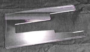Sew Steady Plexi Insert Plate NQ700