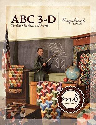 ABC 3D Tumbling Blocks Book