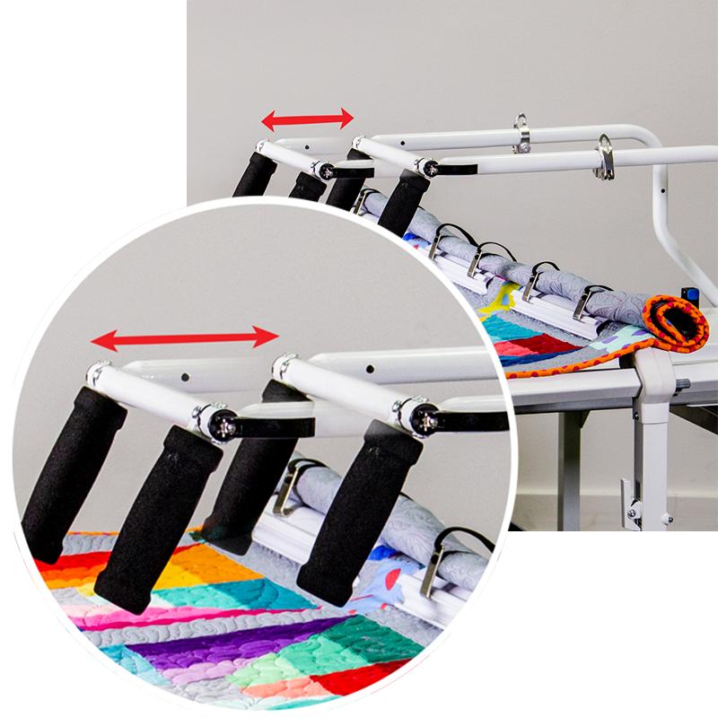 Q'nique Expandable Handles For Hoop-Frame