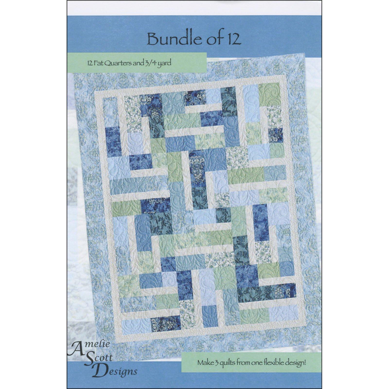 Bundle of 12 Pattern