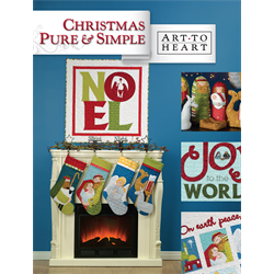 Art to Heart Christmas Pure & Simple