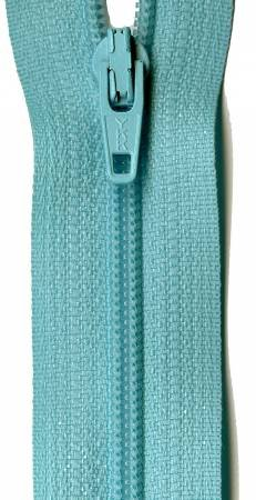 Zippers 14 Misty Teal