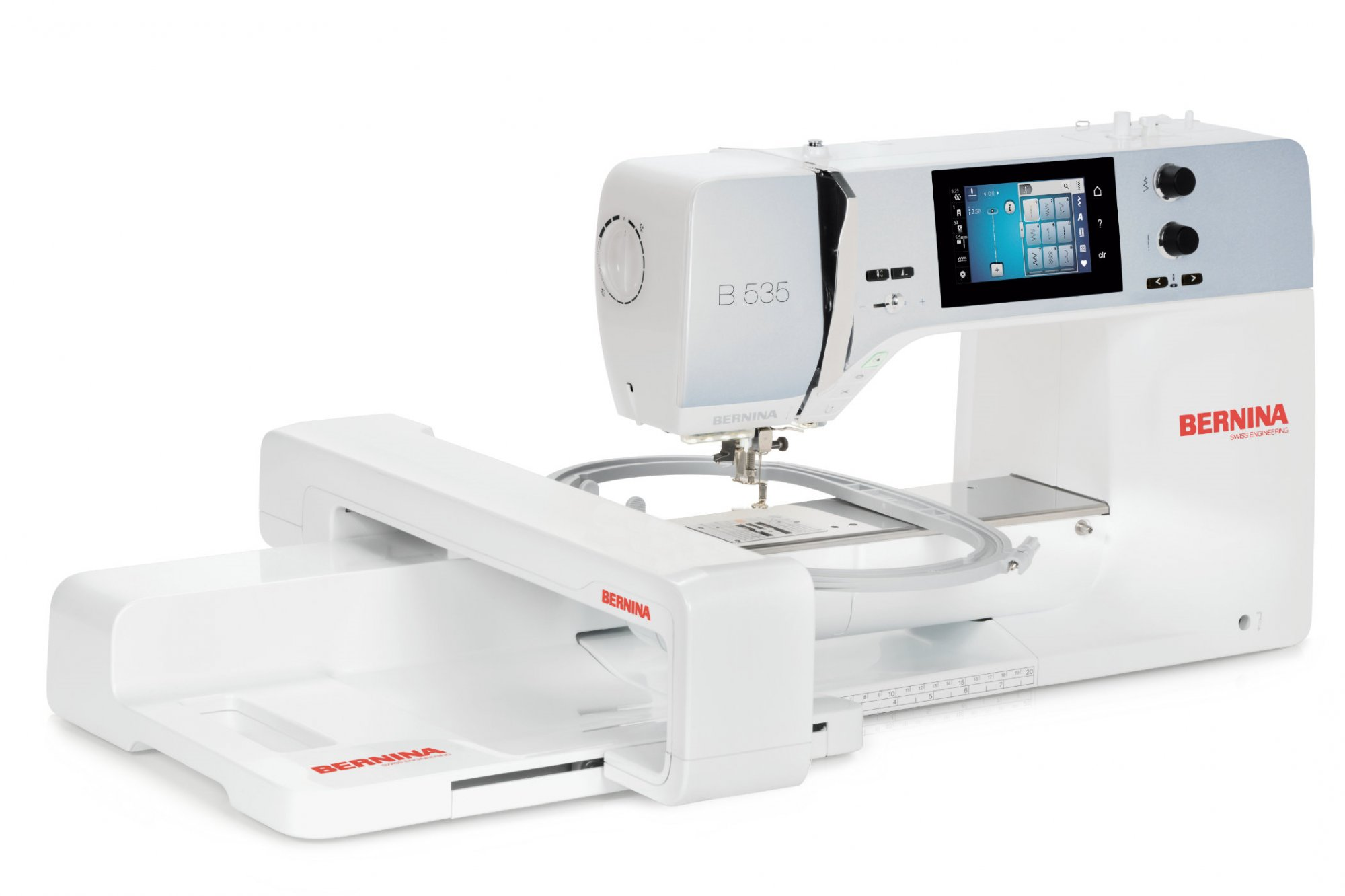 Bernina B535 Sewing & Embroidery Machine