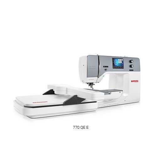 Bernina 770 Machine Sewing Embroidery Machine