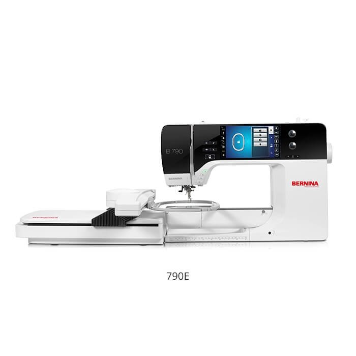 Bernina 790 Plus Sewing Embroidery Machine