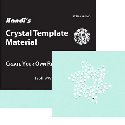 Crystal Works Template Material