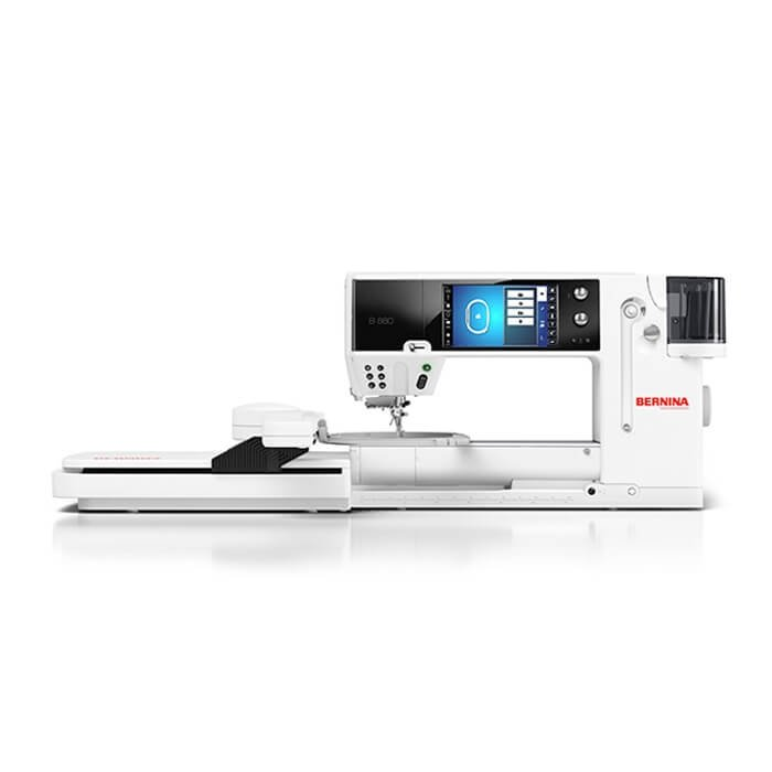 Bernina 880 Plus Sewing/Embroidery Machine (Trade In)