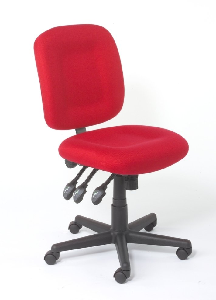 Bernina Chair Red