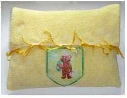 Beach Bear Pillow (download)