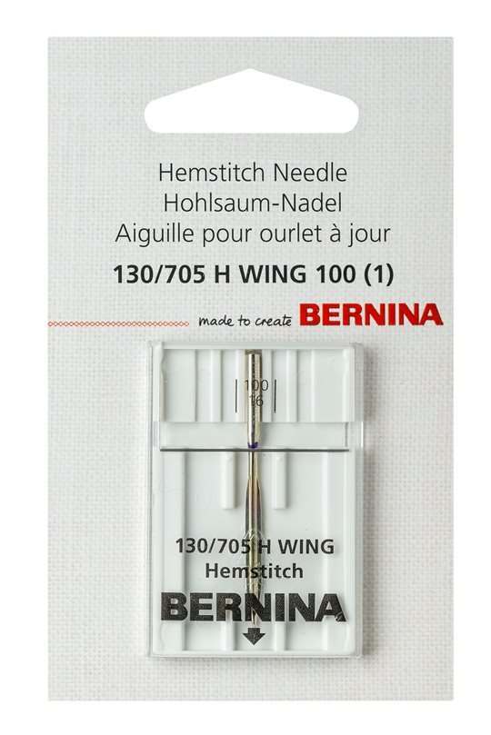 Bernina Needles - 100/16 Wing Needles