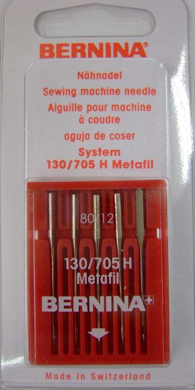 Bernina Needles - 80/12 Metafill