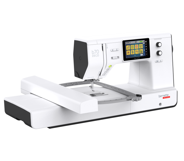 Bernette B70 Sewing & Embroidery Machine