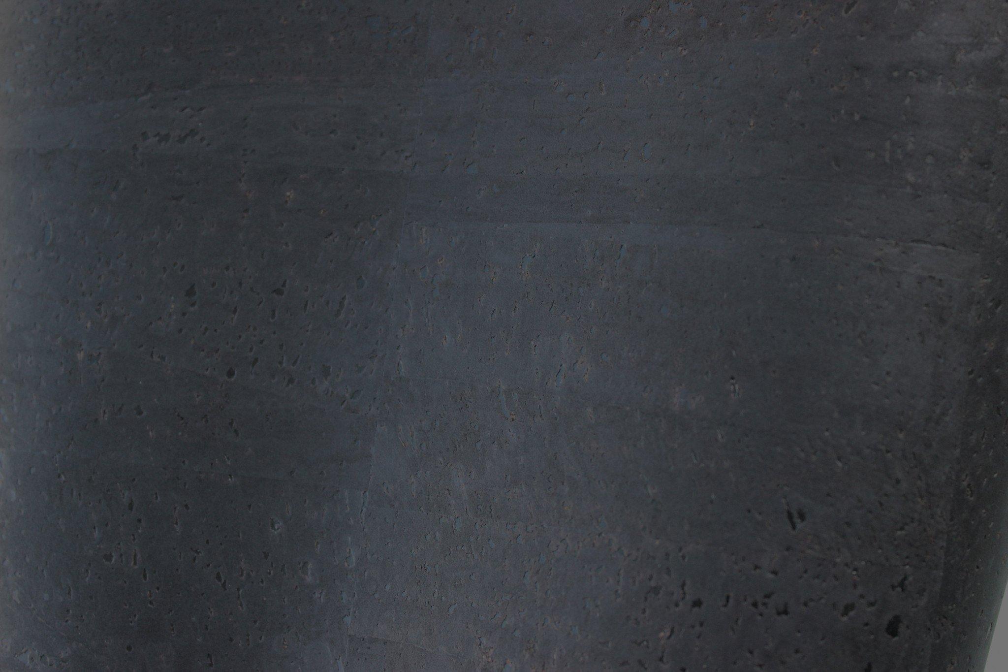 Black Cork Fabric (18x18)