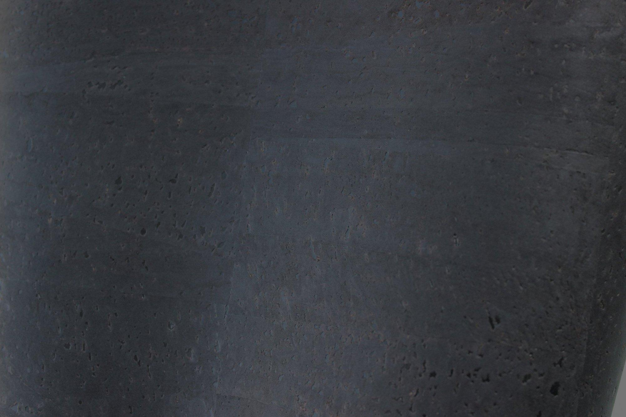Black Cork Fabric (36x36)