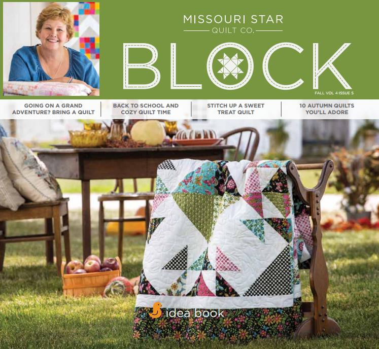 Block Magazine 2017 Vol. 4 Issue 5