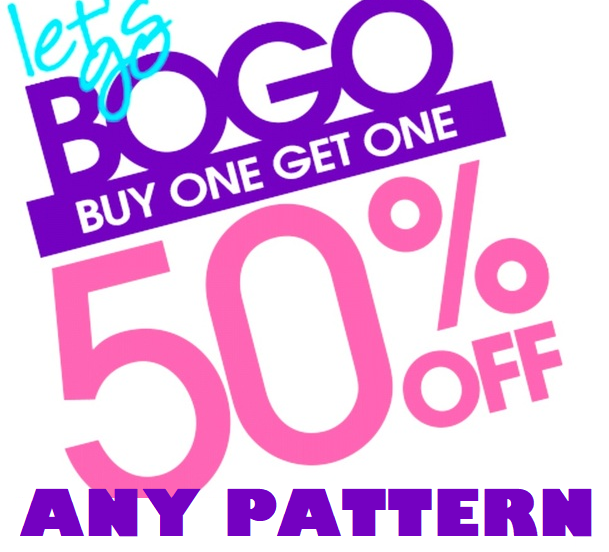Buy One Get One Patterns